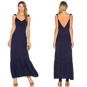 Line & Dot Revolve Vella Frill Maxi Dress
